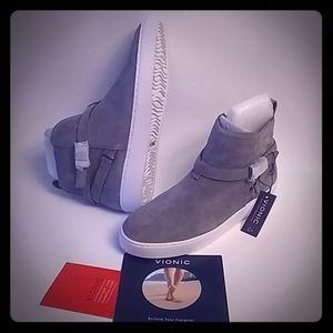 Vionic Splendid Mitzi Hightop Sneakers